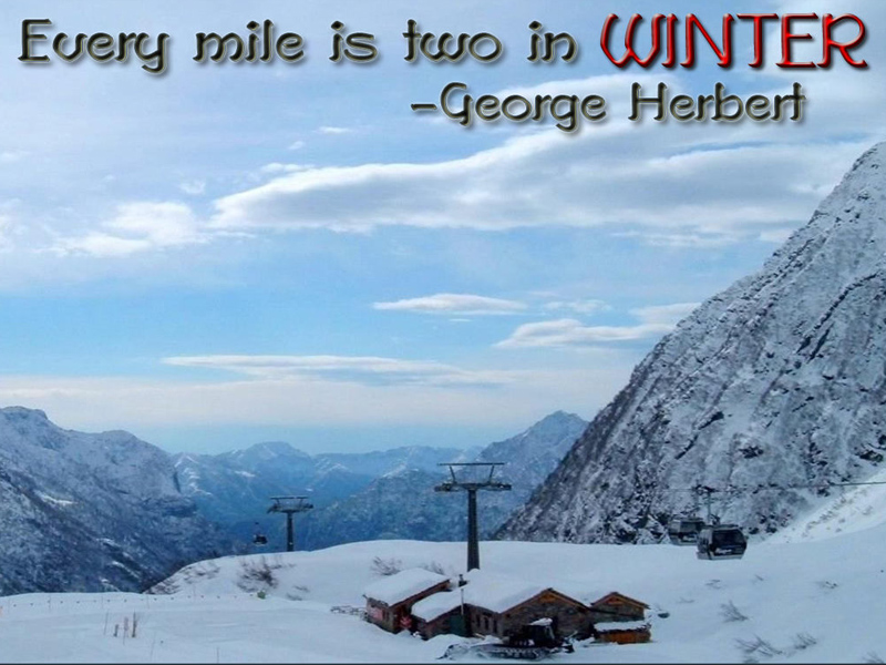 Good Morning Winter Sms : Good morning winter quotes quotesgram