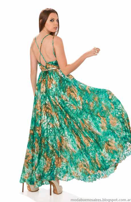 Vestidos verano 2015 Ibroo. Moda 2015 Argentina.