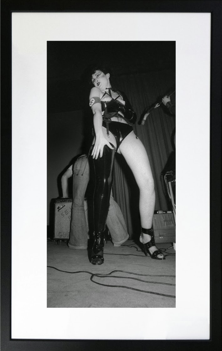 The Photography of Punk. Screen on the Green. Ray Stevenson