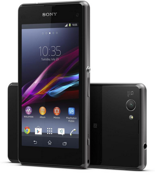 Sony 5-Inch Xperia Z1 Compact Edition