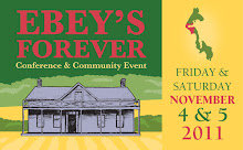 Ebey's Forever Conference 2011