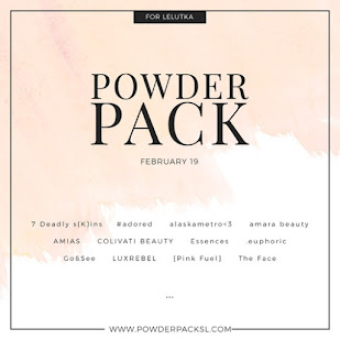 Powder Pack Reservation