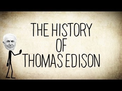 thomas edison a brief biography of a Thomas edison timeline timeline description: thomas edison was a famed inventor one of his biggest inventions was his method of harnessing electricity one of his biggest inventions was his method of harnessing electricity.