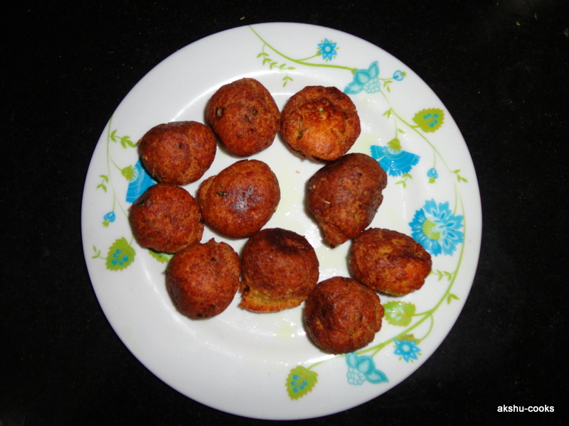 how to make dry gulab jamun in kannada