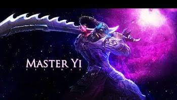 [LMHT] khi Faker xử dụng Master Yi đi rừng