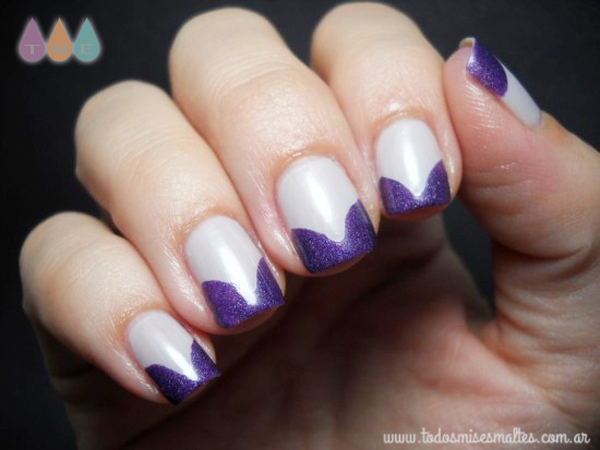 #NOTD-nails-of-the-day