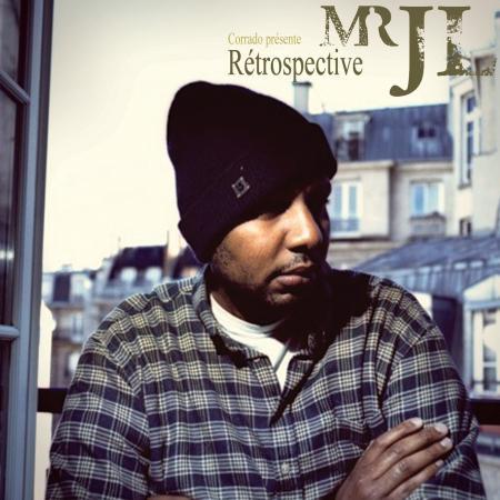 Mr JL - Maintenant tu sais je suis + Réstrospective mixtape JL-Cover