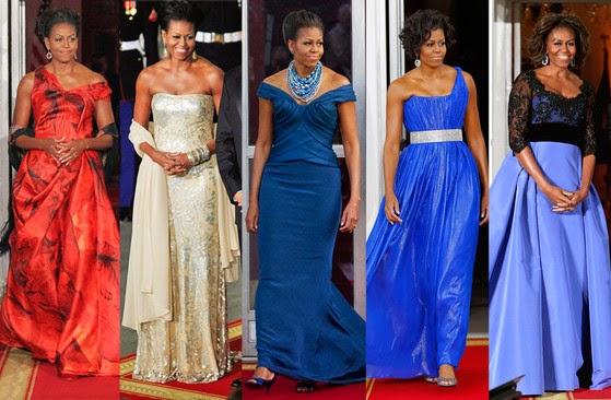 On Michelle Obama's Birthday