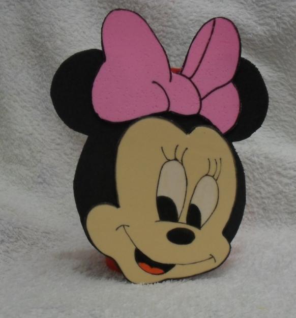 Luly Biscuit & EVA: Moldes Minnie baby e Minnie vermelha...