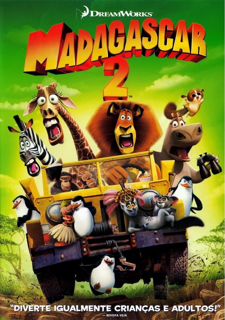 Madagascar 2 – Dublado (2008)
