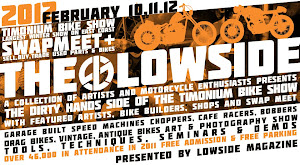 Lowside Bike Show Feb. 10,11,12, 2012