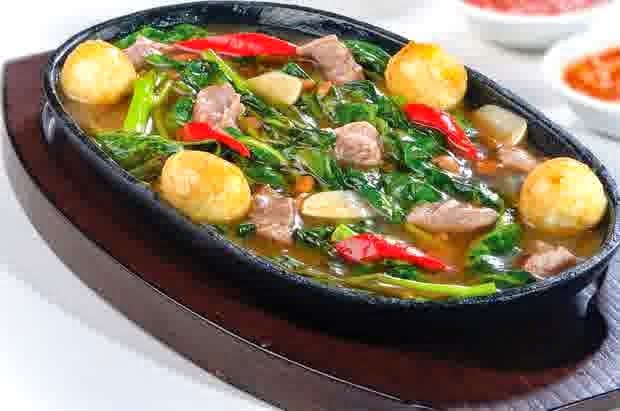Resep Tumis Kangkung Hot Plate