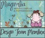 Proud to be Designing for Magnolia Stamps of Sweden