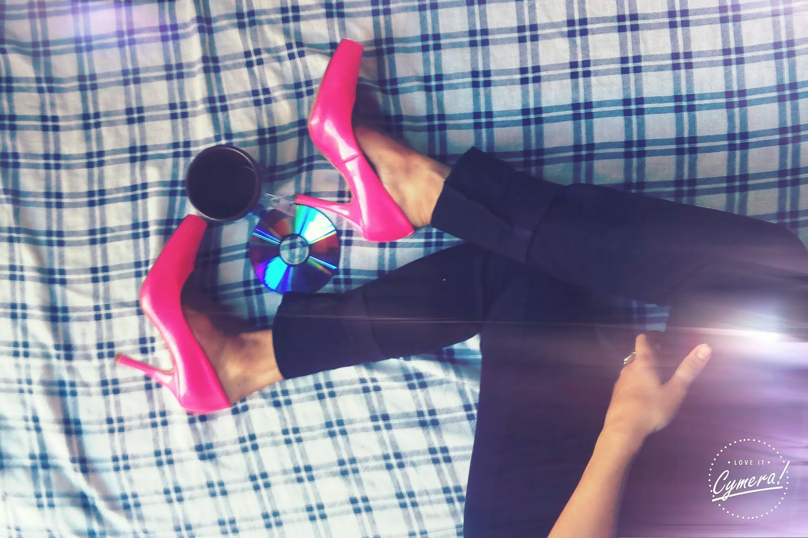 Salto e Pink