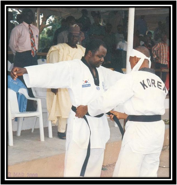 TAEKWONDO NATIONAL HONOURS FOR LEADING VICE CHANCELLORS