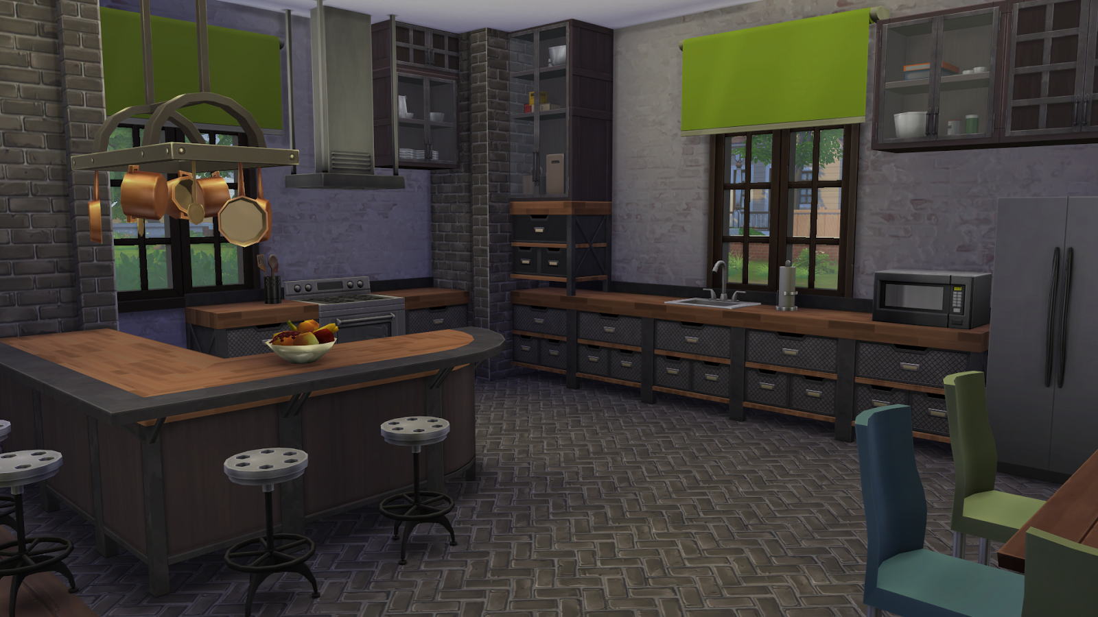 Download From The Sims 4 Gallery Under User Name Ruthless_kk