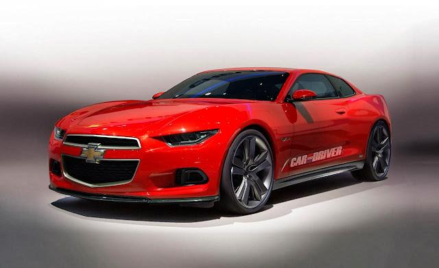 Camaro 2015 Concept
