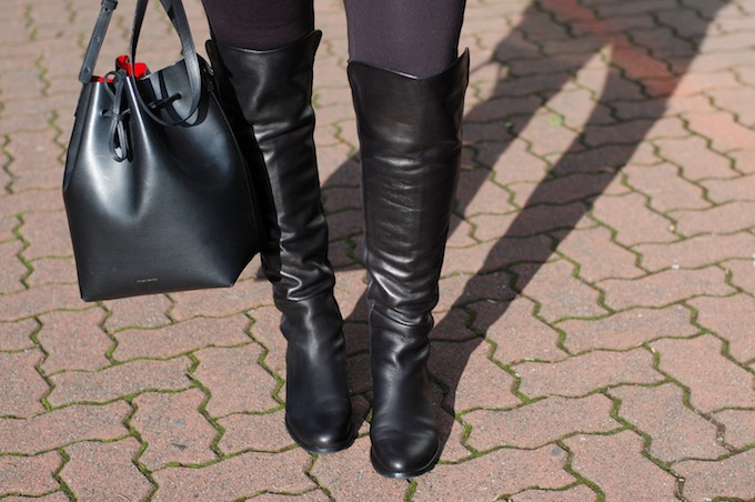 Le Chateau over-the-knee Made in Italy boots