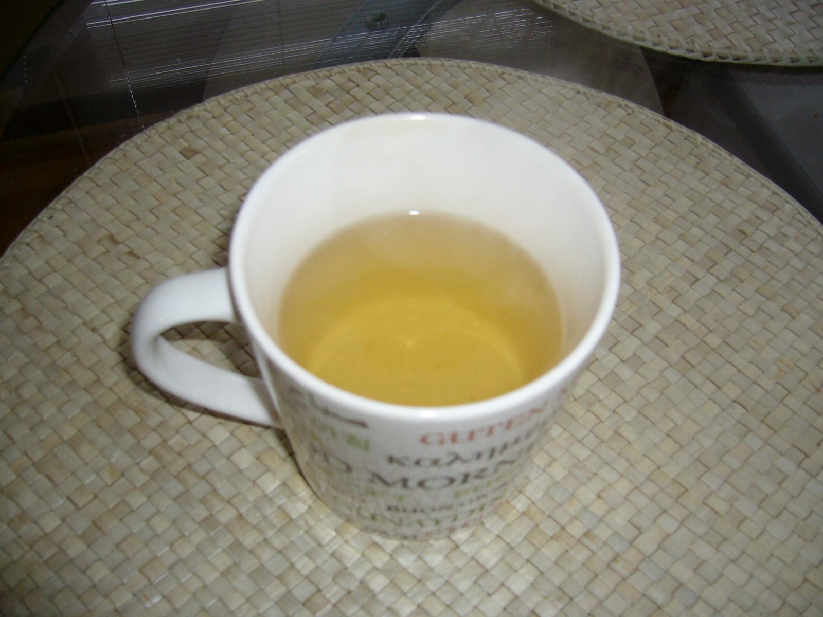 Polygonatum tea