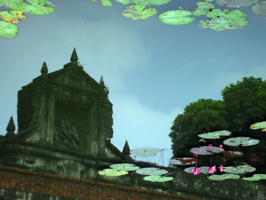 Fort Santiago  (Photo by Bernard Eirrol Tugade)