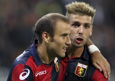 Genoa Catania 3-0 highlights
