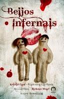 Beijos Infernais - Capa