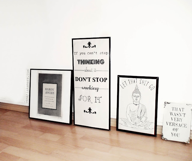 diy frames wall tumblr