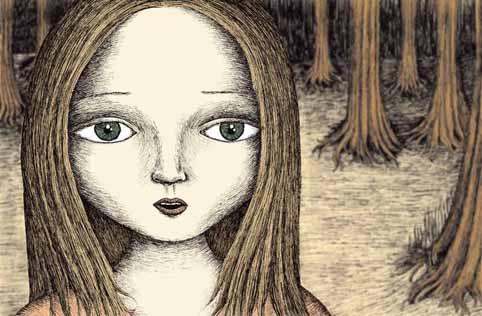 """illustration pour"""" l'étoile perdue """""""