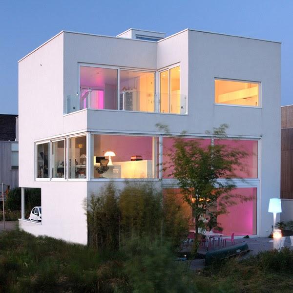 leuk nieuws over ijburg witte huis op ijburg in van kavel