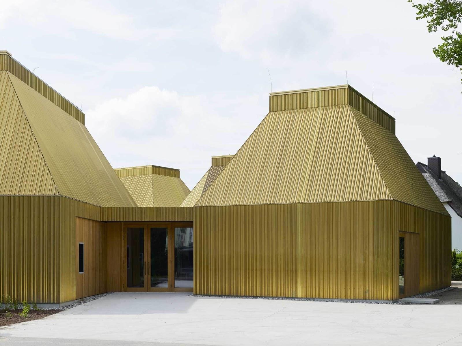 A f a s i a staab architekten - Dachformen architektur ...