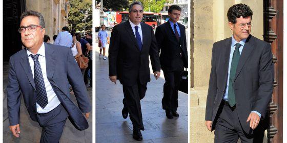 Ortiz, Cotino y Gimeno, presidente de Facsa