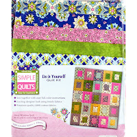 Azure Windows Quilt Kit