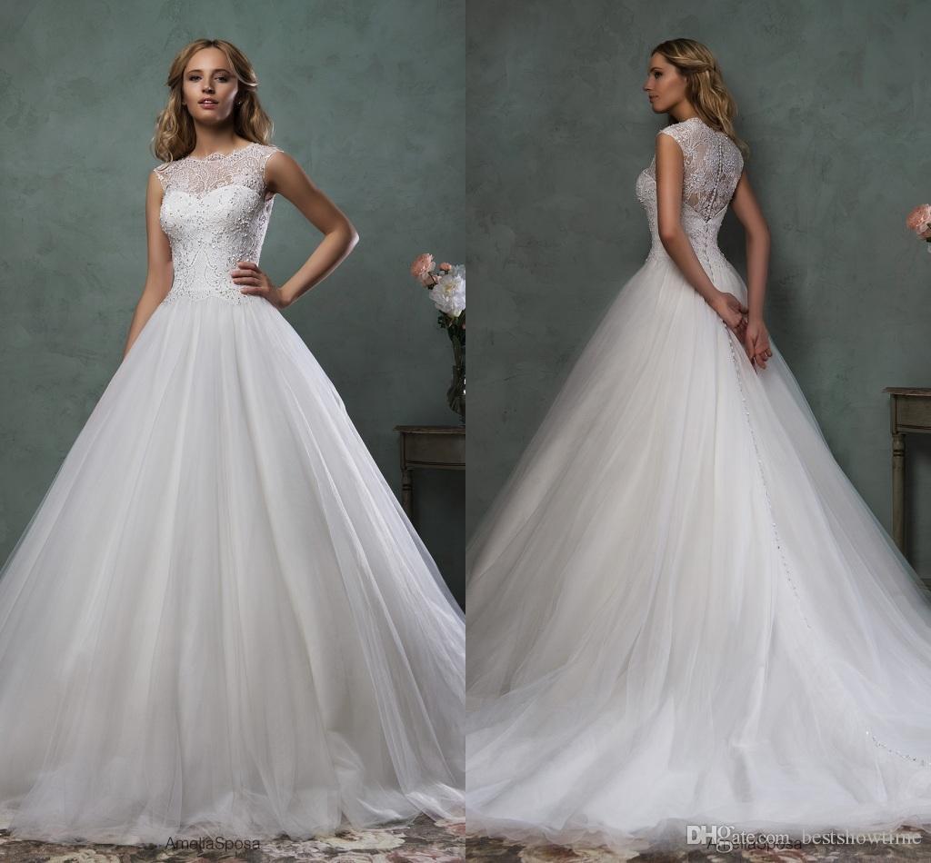 Fancy Bridal Big Ball Gown Wedding Dresses | bridal wedding ideas