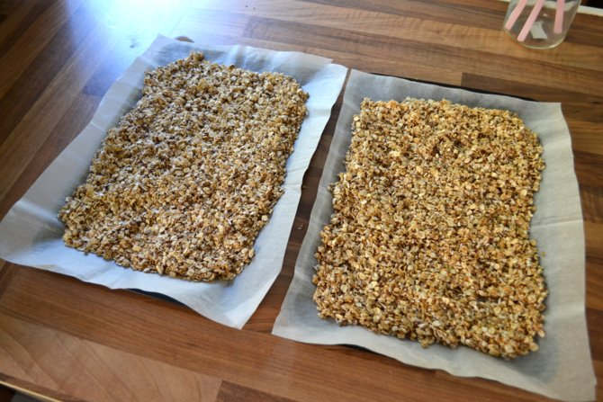 Easy Healthy Granola Recipe