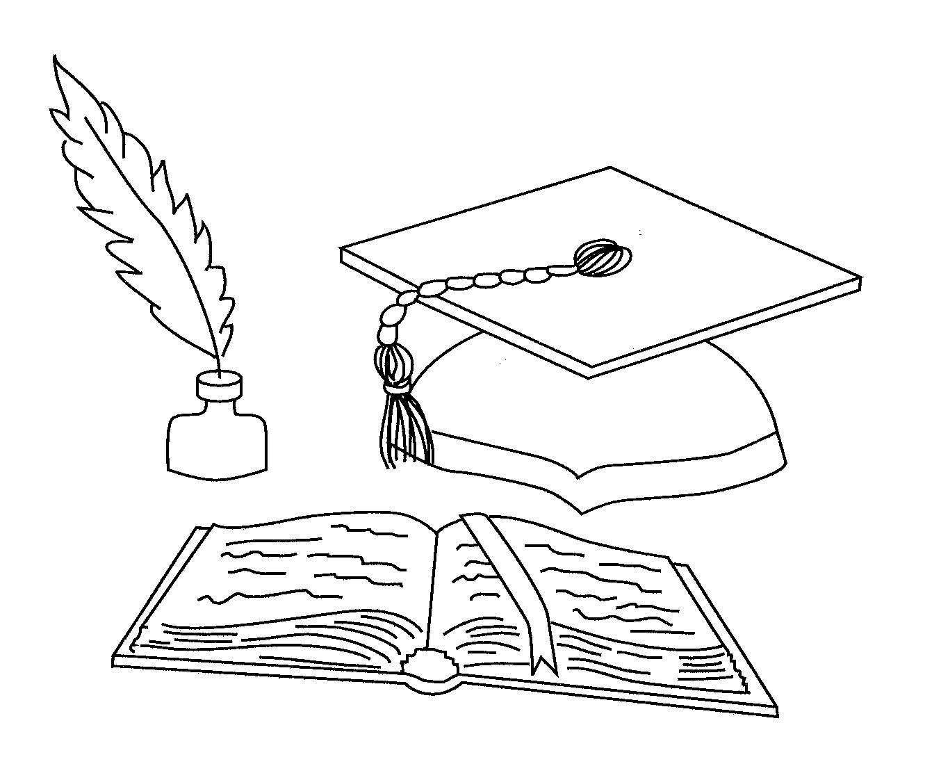 Pin Birrete Diploma Graduacion Para Imprimir Imagenes Dibujos ...
