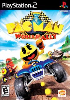 Pac-Man World Rally Ps2 Mega Iso Ntsc Juegos Para PlayStation 2