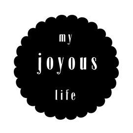 my joyous life
