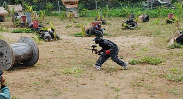 Bali Paintball Tour