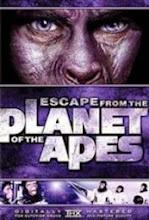El Planeta de los Simios 3: Huida del Planeta de los Simios (1971)