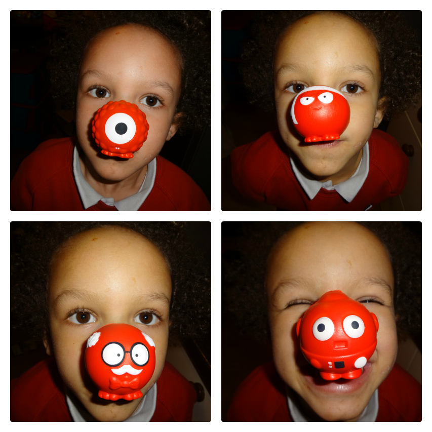 Red Nose Day 2015 NOSE IN A BAG