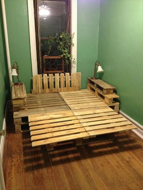 skid bed frame 2