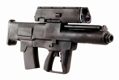 XM25 CDTE Smart Grenade Launcher. Prokimal Online Kotabumi Lampung Utara