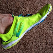 Paleo Barefoot Runner
