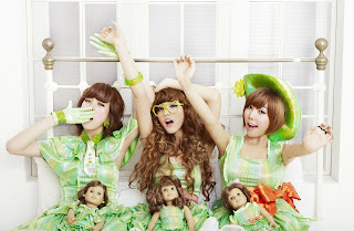 Orange Caramel Wallpaper HD 6