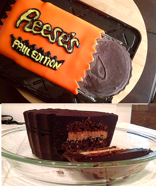 Reese's Cup Cake