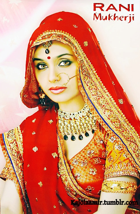 rani mukherjee bollywood bride - rani mukherjee bollywood bride wallpaper in red dress