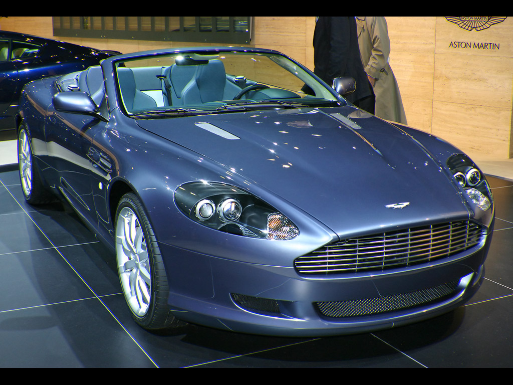 world car wallpapers aston martin db9 volante. Black Bedroom Furniture Sets. Home Design Ideas