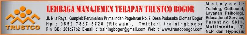 Lembaga Manajemen Terapan Trustco Bogor