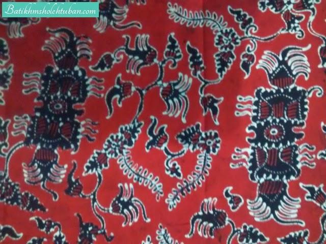 Kain Bahan Batik Tuban 2811O