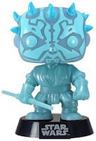 Funko Pop! Holographic Darth Maul - 2012 San Diego Comic-Con